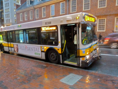 352 (Burlington Express – Boston via Route 128 and I-93) – also includes the 350 to the end!