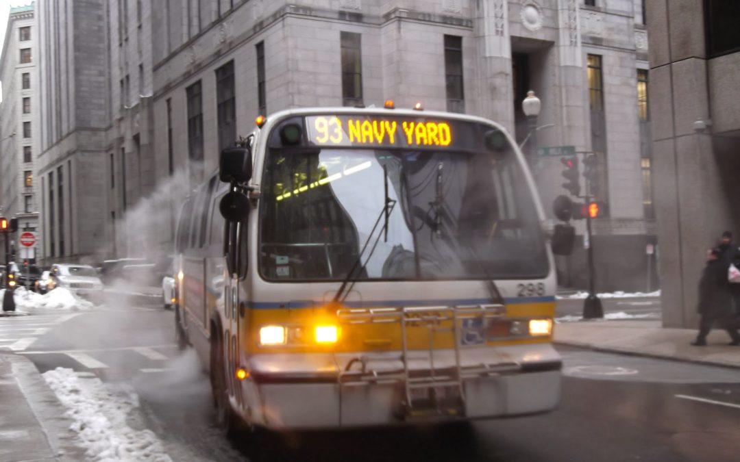 93 (Sullivan Square Station – Downtown via Bunker Hill Street and Haymarket Station)