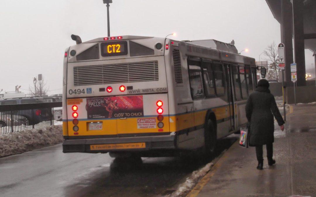 CT2 (Sullivan Station – Ruggles Station via Kendall/MIT)