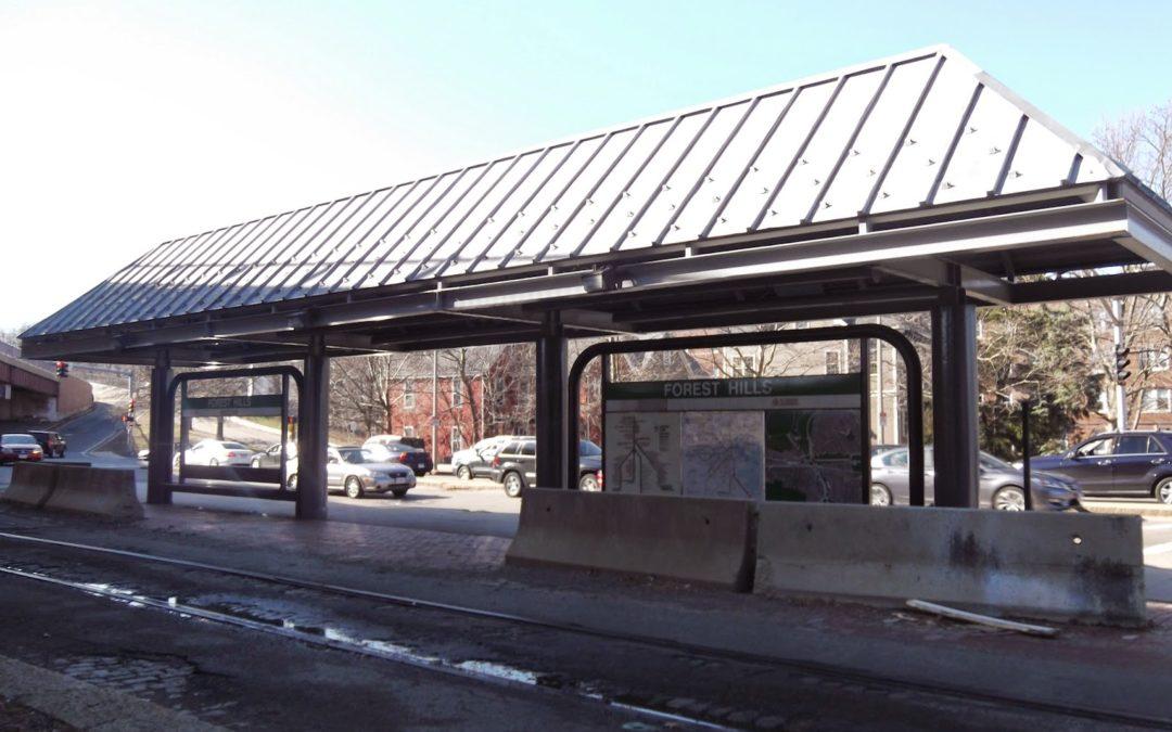 39 (Forest Hills Station – Back Bay Station via Huntington Ave)