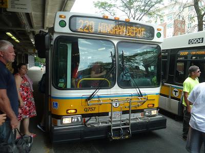 220 (Quincy Center Station – Hingham Center via Fore River Bridge)