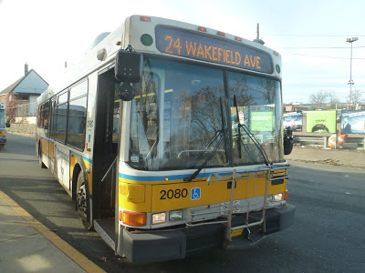 24 (Wakefield Ave and Truman Highway – Mattapan or Ashmont Station via River Street)