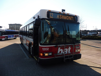 BAT: Ashmont Route 12 (Routes to Boston and Beyond)