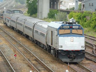 Amtrak Downeaster!
