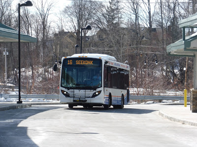 Transit Tales: 70 Minutes in Attleboro