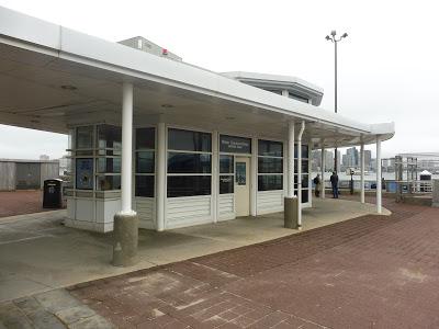 Bonus Review: Logan Airport Ferry Terminal