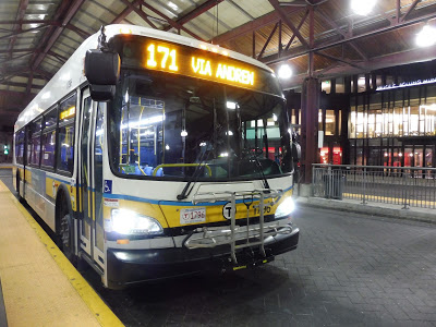 171 (Dudley Station – Logan Airport via Andrew Station)