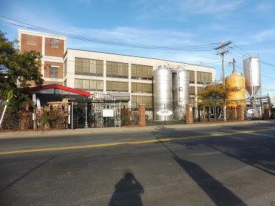 Harbor Street, Tide Street, 23 Drydock Avenue, 27 Drydock Avenue, 88 Black Falcon Avenue, and Design Center