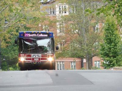 PVTA: 39 (Smith/Hampshire/Mount Holyoke)