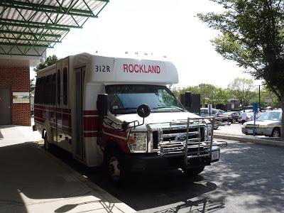 BAT: Rockland Flex (Flexible Route, Rockland to Brockton)