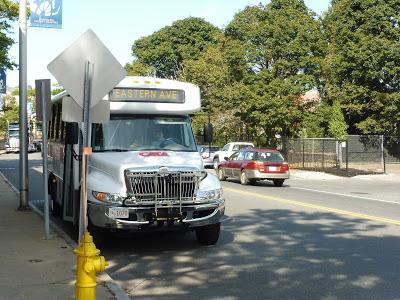CATA: Green Line (Gloucester – Rockport via Eastern Avenue)