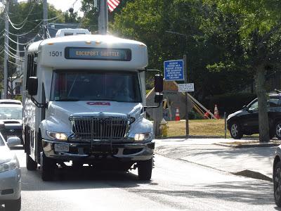 CATA: Green Line (SEASONAL: Blue Gate Meadows Parking Lot – Rockport Loop)