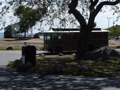 CATA: Stage Fort Park Trolley (SEASONAL: Stage Fort Park – Downtown Gloucester – Good Harbor Beach – Rocky Neck)