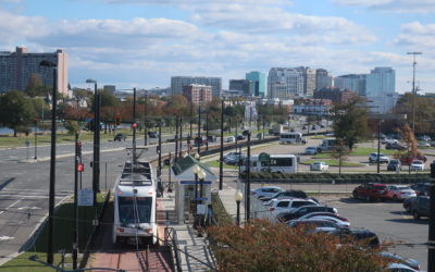 Service Change: A Day in Virginia (Richmond and Hampton Roads)