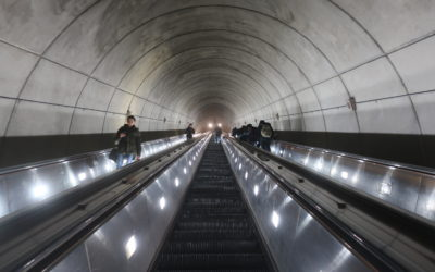 Service Change: Riding the Entire DC Metro in a Day