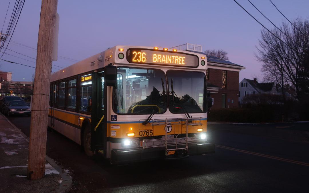 226 (Columbian Square – Braintree Station)