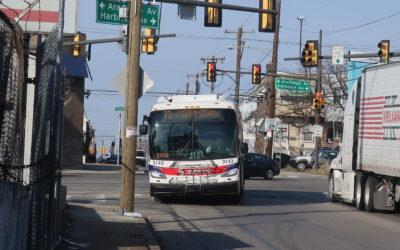 73 (Richmond-Westmoreland to Frankford Transportation Center)
