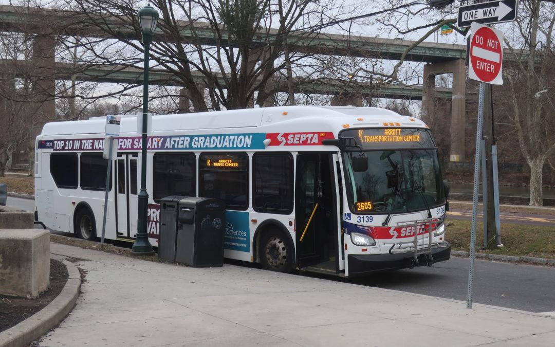 K (Ridge-Midvale to Arrott Transportation Center)