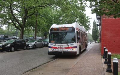 47M (Whitman Plaza to 7th-Spring Garden via 9th Street)