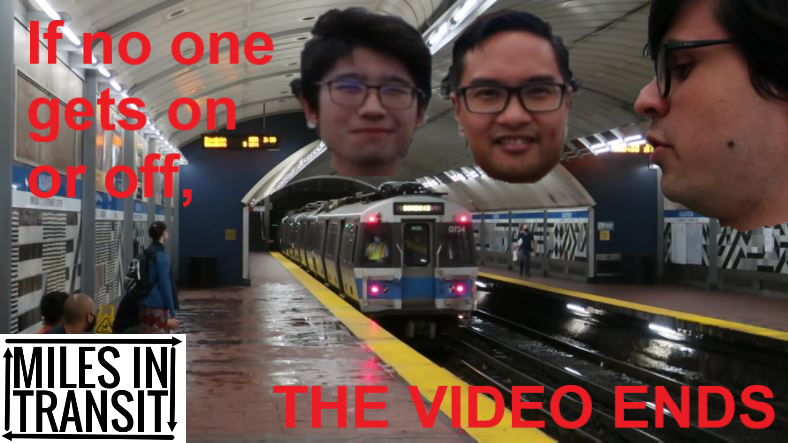 If No One Gets On or Off at an MBTA Station, the Video Ends