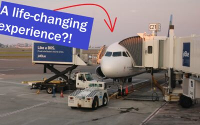 JetBlue Basic Economy Review A320 to SFO
